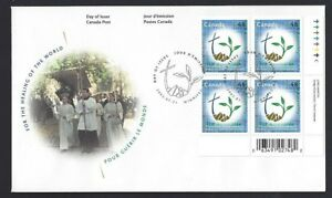 Canada    # 1992  LRpb      LUTHERAN WORLD FEDERATION     New 2003 Unaddressed