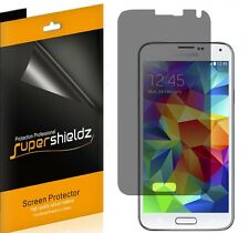 2X Supershieldz Privacy (Anti-Spy) Screen Protector Shield For Samsung Galaxy S5