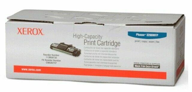 NEW Genuine Fuji Xerox Toner Cartridge CWAA0747 HIGH CAPACITY PHASER 3200 MFP