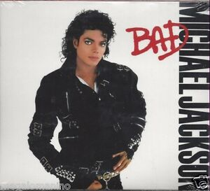 CD-Compact-disc-MICHAEL-JACKSON-BAD-nuovo-sigillato-Digipack