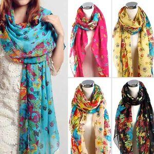 New-Fashion-Lady-Girls-Vintage-Long-Soft-Cotton-Scarf-Wrap-Shawl-Stole-Scarve