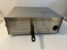 Professional Series Stainless Steel Pizza Oven Model Ps75891 Working