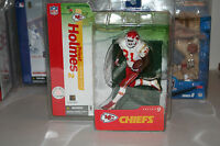 Mcfarlane Priest Holmes Kansas City Chiefs Variant Football Figure
