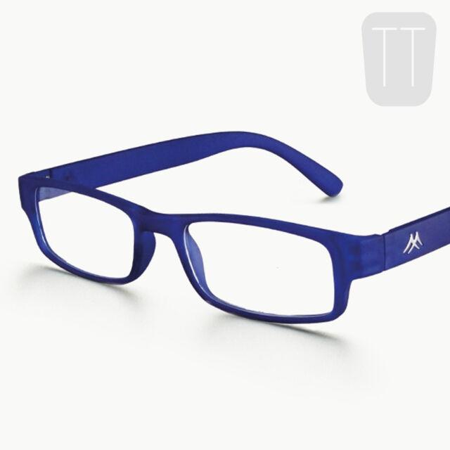 4b0e06e9b99 Montana Mr91c Strength Plus 1 Blue Reading Glasses
