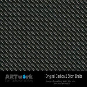 Das Bild wird geladen Wassertransferdruck-Folie -WTD-Starterset-2m-Original-Carbon-2- 195132585e