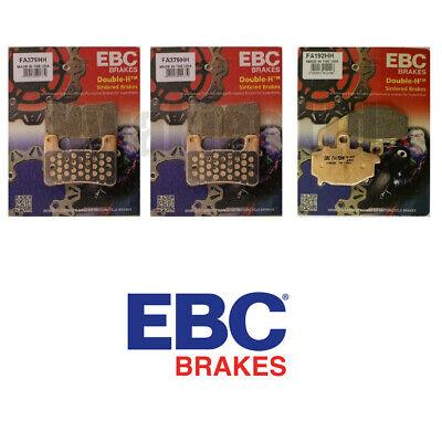 EBC Rear V Semi Sintered Brake Pads For Suzuki 2005 SV650 K5