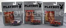 Playboy Playmate Month Car Series Buffy Tyler Brooke Berry & Millennium Twins 99