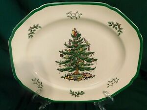 I2-Spode-England-Christmas-Tree-Serving-Meat-Platter-14-034