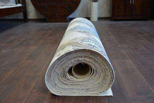 150 200cm Teppichboden für Kinder Antirutsch Läufer AW STREET beige Breite 100