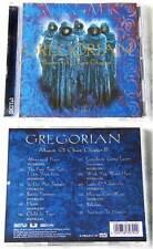 GREGORIAN Masters Of Chant Chapter II .. 2001 SAT.1 CD TOP