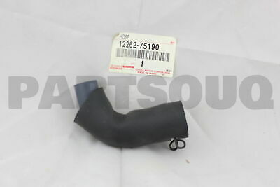 NO.2 12262-31040 1226231040 Genuine Toyota HOSE VENTILATION