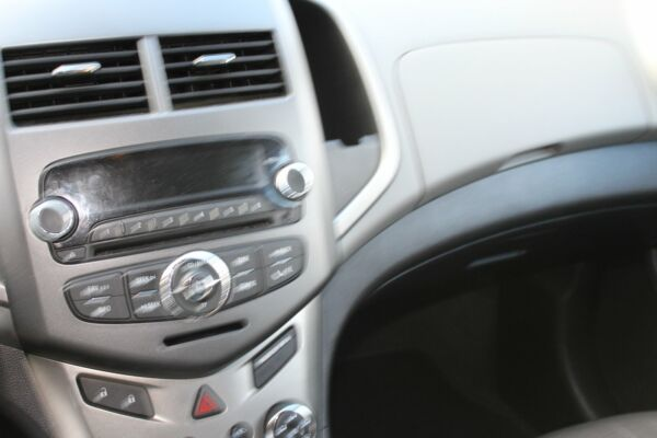 Chevrolet Aveo 1,2 LT ECO - billede 3