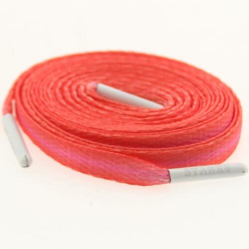 Fade To Red Shoelaces shoestrings 0041-54inch-1S $6 Starks Laces