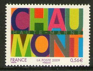TIMBRE-4355-NEUF-XX-LUXE-CHAUMONT-GRAPHISME-DE-FRANCK-VRIENS