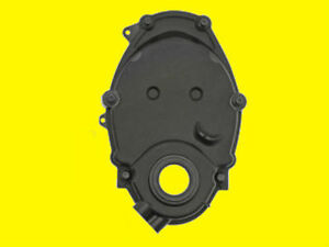SBC-96-02-GM-5-0-5-7-305-350-Plastic-Timing-Chain-Cover-Without-Sensor