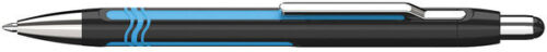Schneider Kugelschreiber Epsilon schwarz 138601 Visco-Glide Druckkugelschreiber