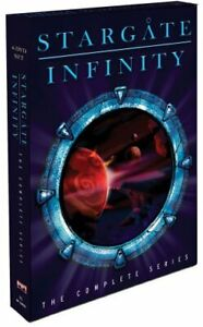 New-STARGATE-INFINITY-The-Complete-Series-4-DVD-Box-Set-26-Episodes-Speci