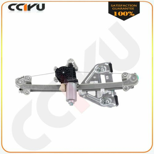 New Window Regulator for 2003-2007 Cadillac CTS Rear Right w// Motor