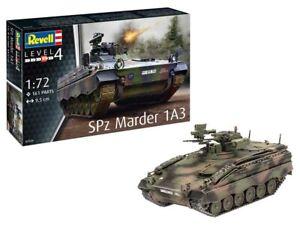 Revell-03326-SPz-Marder-1A3-1-72-Plastic-Model-Kit