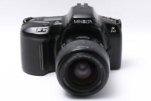 Minolta-Maxxum-3Xi-35mm-SLR-Film-Camera-w-AF-28-80-Zoom-JAPAN-201092