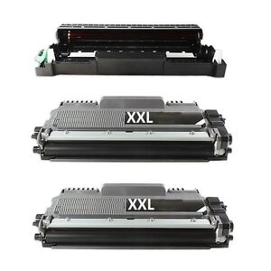 2-XXL-Toner-XL-Tambour-compatible-pour-Brother-MFC-7320-7320-W-7340-7440n