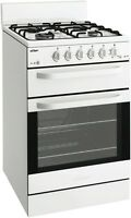 Chef Cfg503walp 54cm Lpg Gas Upright Cooker