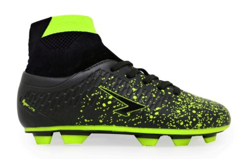 Sfida Spectre With Socks Junior Football Boot Black//Lime