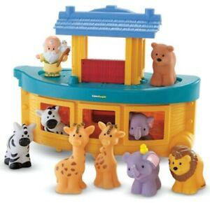 Fisher-Price-Little-People-Noah-039-s-Ark