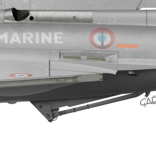 Flottille 12.F par G. Marie 2006 Print Dassault Rafale M