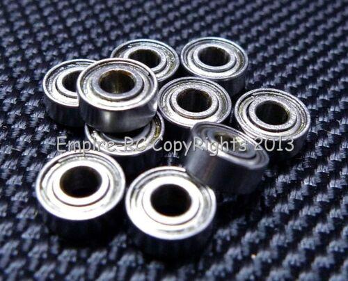 Metal Shielded Ball Bearing Bearings 682xz 2.5x6x2.6 mm 682XZZ 25 PCS