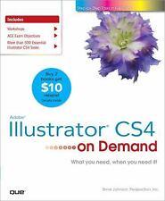 Adobe Illustrator CS4 on Demand