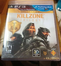 Killzone Trilogy Collection (Sony PlayStation 3)  NEW PS3 Game