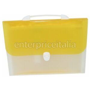 CARPETTA-VALIGETTA-PORTA-DOCUMENTI-PVC-A4-12-TASCHE-SCUOLA-UFFICIO-21X29-7-CM