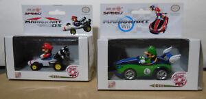 Auto Mario e Luigi serie Mariokart prodotto ufficiale Nuovo retrocarica Kart wii - Italia - Auto Mario e Luigi serie Mariokart prodotto ufficiale Nuovo retrocarica Kart wii - Italia