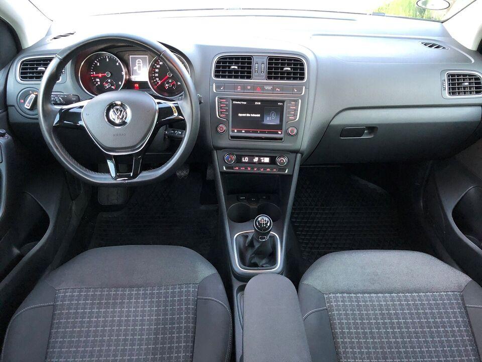 VW, Polo, 1,4 TDi 90 Comfortline BMT Van