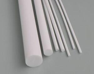 Barra Tonda Teflon PTFE Diametro Da 20 a 120 mm scegli la lunghezza