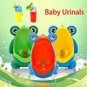 Cute-Cartoon-Frog-Baby-Potty-Training-Toilet-Urinal-Girls-Boys-Kids-Portable