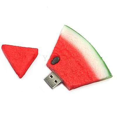 New 16GB 16 G USB 2.0 Flash Memory Drive Thumb Watermelon Shaped