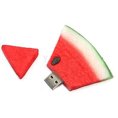 New 16GB 16 G USB 2.0 Flash Memory Drive Thumb Watermelon Shaped