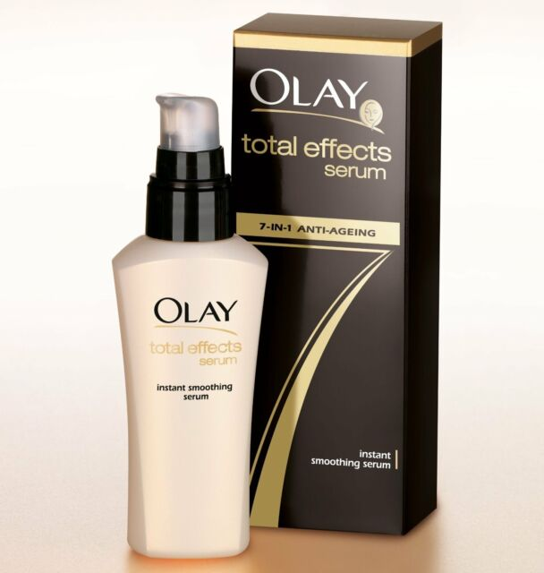 Olay Total Effects Anti-Ageing Instant Smoothing Serum - 50 ml