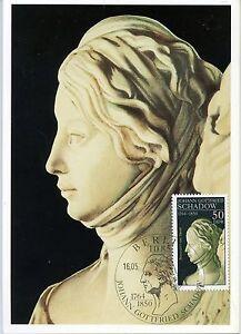 CARTE-POSTALE-MAXIMUM-GERMANY-ALLEMAGNE-BERLIN-ART-1989