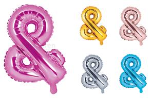 """Globo globo de aire /""""y/"""" globo /""""y/"""" 35 cm fiesta cumpleaños decoración decoración de la hoja"""