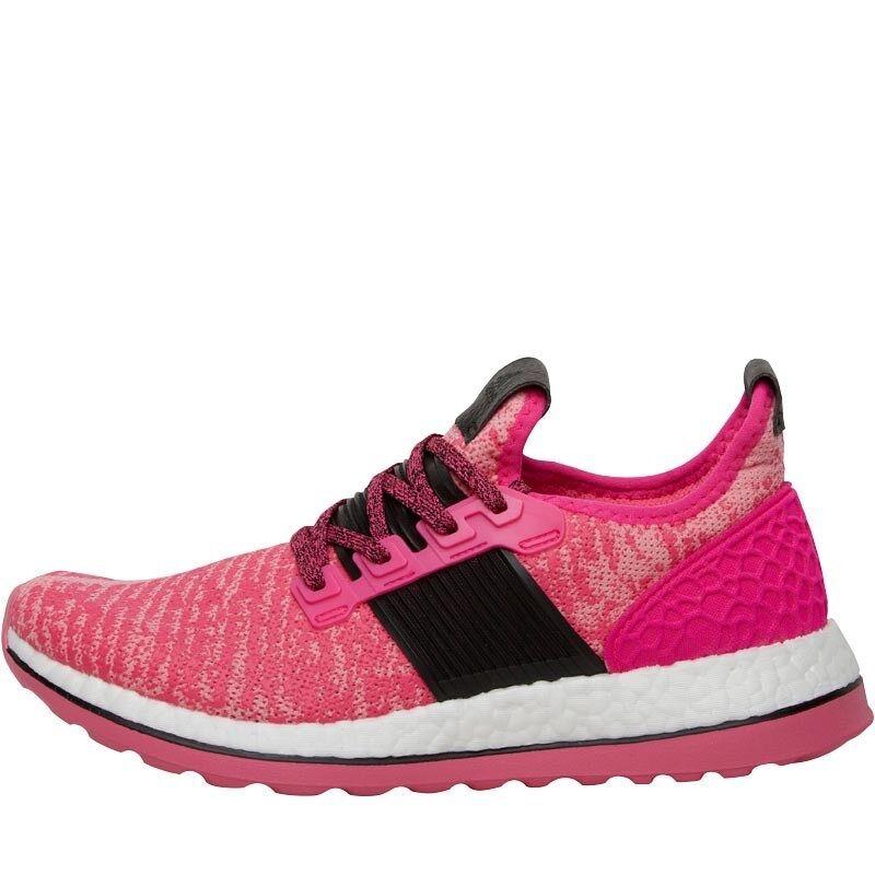 new concept d6fcd 1771d Adidas Womens Pure Boost ZG Neutral Running shoes, Pink, 3, BNIB  ozaadr10156-Women