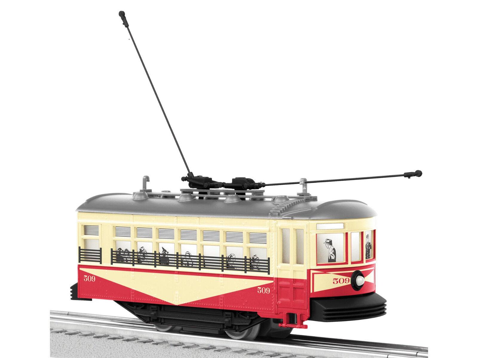 Lionel  82412 Reading Birney Trolley
