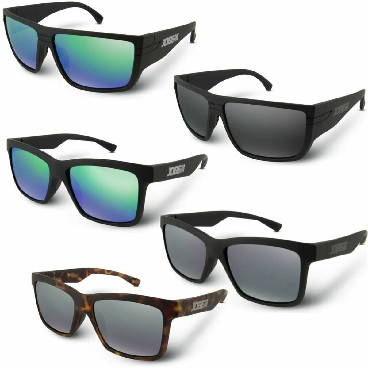 Jobe Sunglasses Glasses Floats Men's Glasses Polarised Glasses uv 400