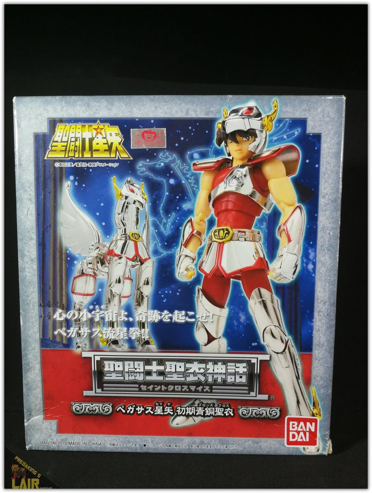 Caballeros del Zodiaco Saint Seiya Myth Cloth Bronze Pegasus V1