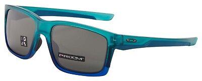 Oakley Mainlink Sunglasses OO9264-4057 Arctic Mist | Prizm Black Lens | BNIB