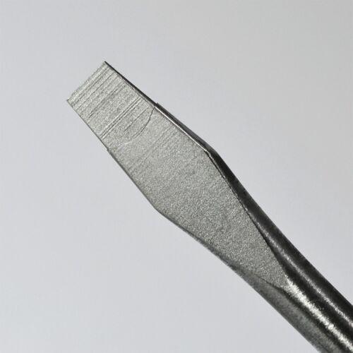 VESSEL Wood Grip Tang Throug Screwdriver 4.5,5.5,6,7,8,9,10,+0,1,2,3,4 No.350