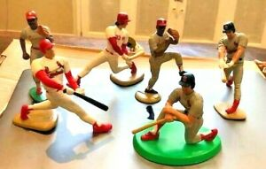 NICE 1988-2000 ST LOUIS CARDINALS Starting Lineup Figures OPEN MCGWIRE GIBSON