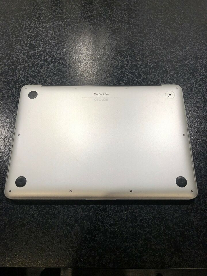 "MacBook Pro, Retina 13"" late 2013, 2,4 GHz intel Dual-Core"